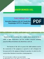 Trf oil
