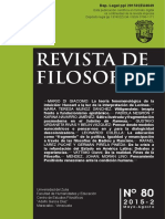 De La Crisis a La Refundación Del Estado en América Latina