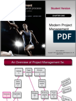 project management managerial process