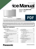 Panasonic TH-32A410D  KM24V.pdf