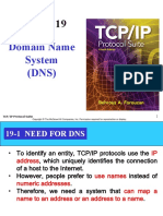 18 DNS 01 Feb 2019Reference Material II_Chap 19 DNS