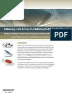 Battery Pack White Paper