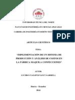 Procesos de Produccion Textil
