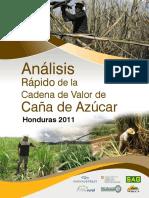 Analisi rapido de la cadena de valor de Caña de azucar honduras 2011.pdf