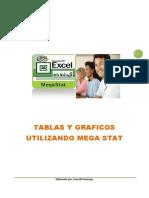 TABLAS Y GRÁFICOS UTILIZANDO MEGA STAT