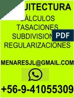 Regularizaciones, Forestal, Viña Del Mar