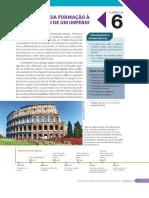 06 - Roma - Da Formação à Construção de Um Império