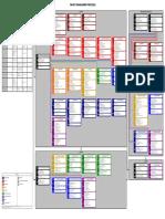 Mapa de Procesos PMBOK 5a Ed