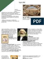 Siglo XIX Neoclasica y Marxismo