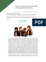 Prueba Diagnostiica 4 Comunicacion