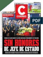 CORREO - EDICIÓN IMPRESA