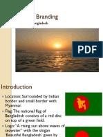 Nation Branding Bangladesh