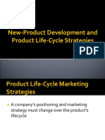 9. New-Product Development and Product Life-Cycle Strategies