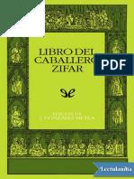 Libro del caballero Zifar - Anonimo.pdf