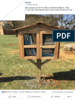 FYI post, little library