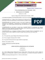 Codigo de Etica Profissional Do Contador