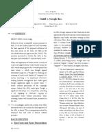 Guild v. Google Inc