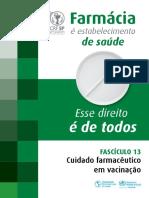 Fascículo XIII Cuidado farmacêutico em vacinação.pdf