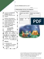 Guia de Aprendizaje Luz y Sonido 3º Basico Pa