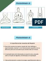 Pranayama III - A