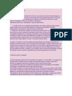 El desamparo- Resumen Psicología