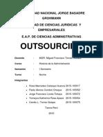 Outsourcing Monografia