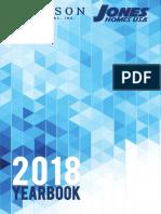 Employee Yearbook 2018