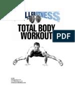 Total Body Workout Adobe