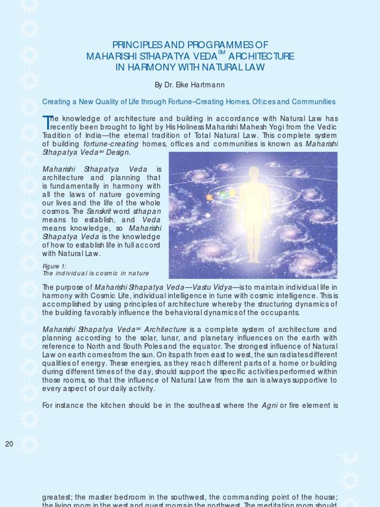 Sthapatya-Veda | Brain | Philosophical Science