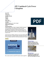 Aghada 430MW Combined-Cycle Power Plant, United Kingdom