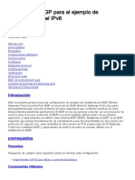 244201014 Estado Del Arte IPv6 Enrutamiento RIPNG EIGRP OSPF en Cisco PDF