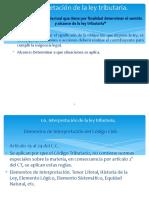 Código tributario presentación 1