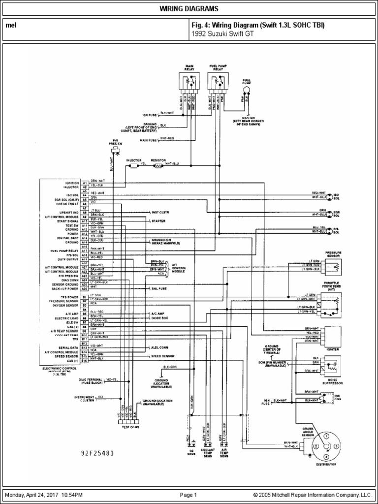 Suzuki Swift Wiring Diagram 40   J Bass Wiring Diagram 40chevy ...