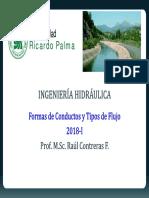 Cap N° 1-Formas de Conductos y Tipos de Flujo.pdf