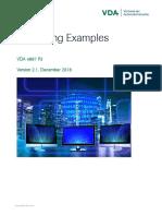 VDA 4987 Package Examples En