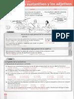 Ejercicios B1 - 1 Los Sustantivos y Adjetivos Adjetivos