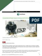 A Ascensão Da Okaida, Facção Criminosa Com 6 Mil 'Soldados' Na Paraíba - Notícias - BOL