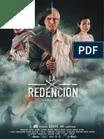 Presskit La Redencion (película paraguaya)