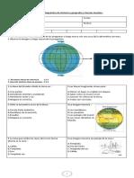 Evaluación Diagnóstica de Historia y Geografía y Ciencias Sociales