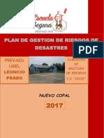 ESQUEMA DE PLAN DE GRD-II. EE..docx