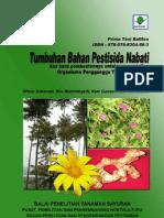 Tumbuhan Bahan Pestisida Nabati