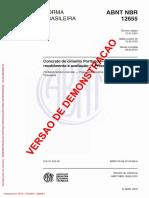 Concreto de Cimento Portland - Preparo, Controle, Recebimento e Aceitação - Procedimento