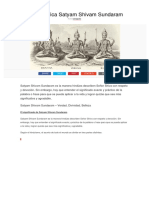 Satyam Shivam Sundaram – Verdad, Divinidad, Belleza