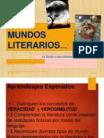 Ppt Mundos Literarios Jmmg 2019