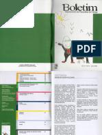 Boletim - departamento de psicanalise para criança - Antonino Ferro