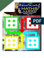 Media Pembelajaran Ludo Matematika Dan Aturannya