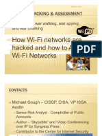 Isaca Wireless Hacking 2009 1