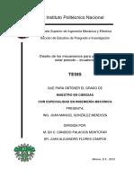Diseno de los mecanismos para un seguidor solar pseudo ecuatorial.pdf