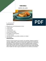 Cocina Criolla