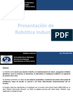 Clase 1 Robotica